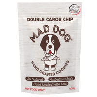Mad Dog Cookies Double Carob Chip Refill 400g