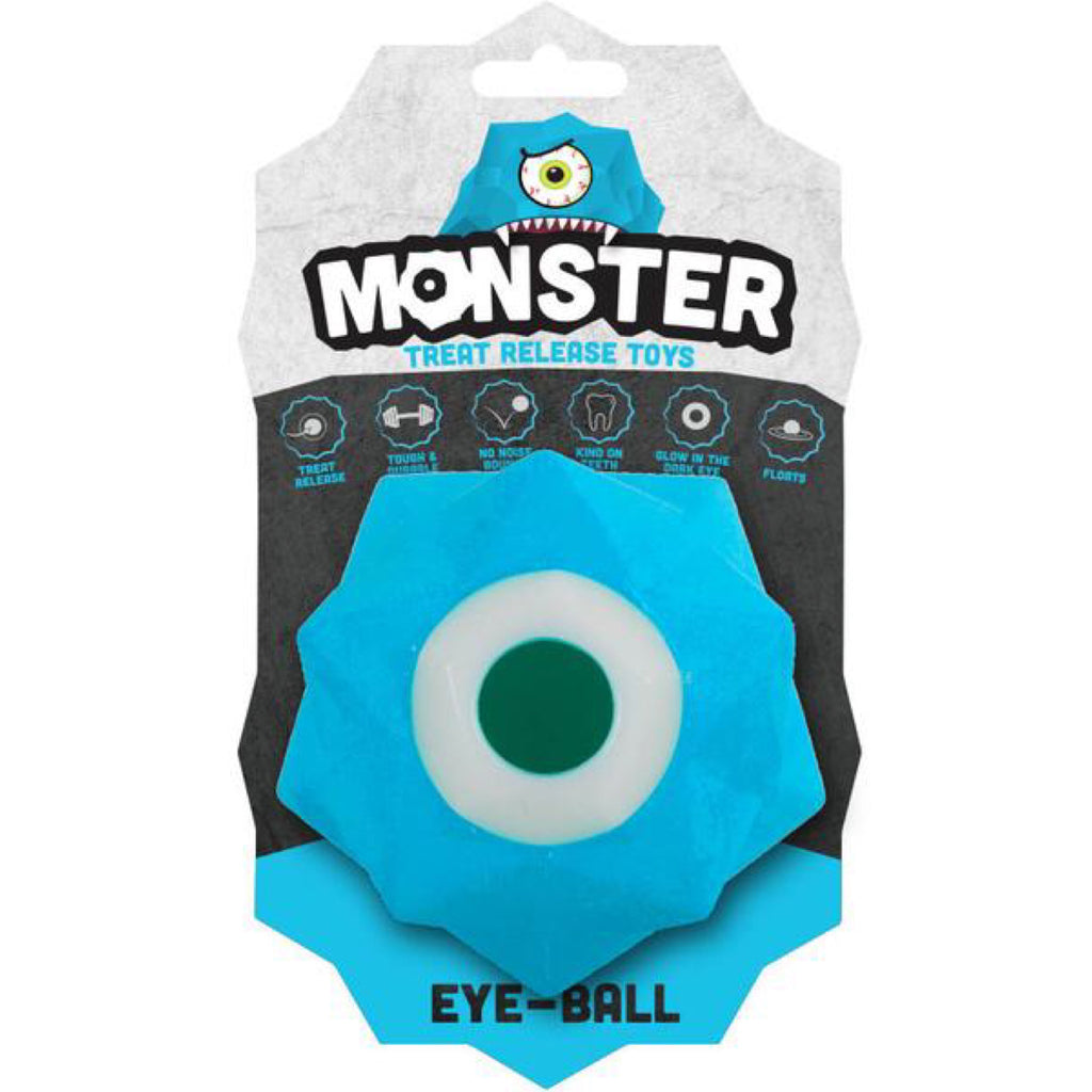 Monster Eye Ball Blue
