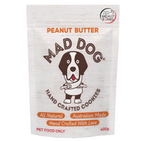 Mad Dog Cookies Peanut Butter 400g