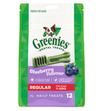 Greenies Regular Dental Treat Blueberry 340g