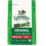 Greenies Original Dental Treats Regular 510g