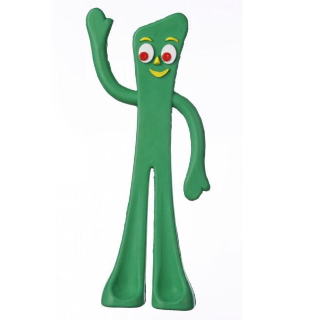 Multipet Rubber Gumby Dog Toy