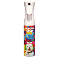 Colour Magik Pet Spray Deep Maroon