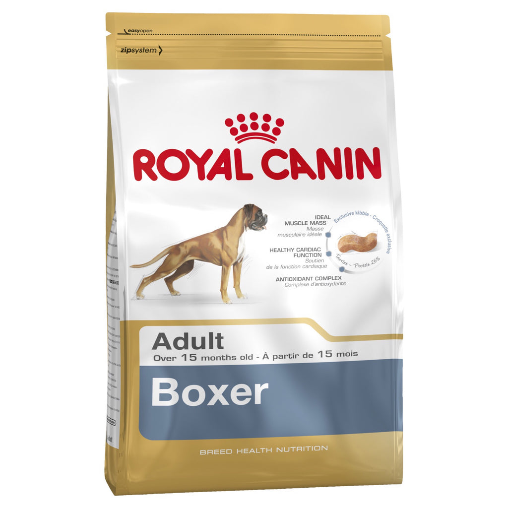 Dog Dry Food Royal Canin Boxer Adult