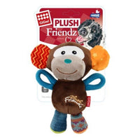 Gigwi Plush Friendz Monkey