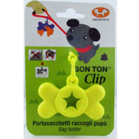 United Pets Bon Ton Clip Yellow