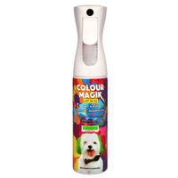 Colour Magic Pet Spray Emerald Green