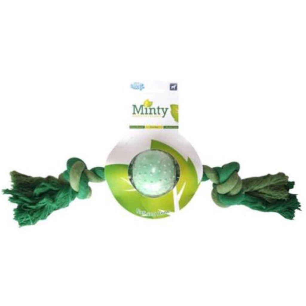 Pet Brands Minty Ball & Bone