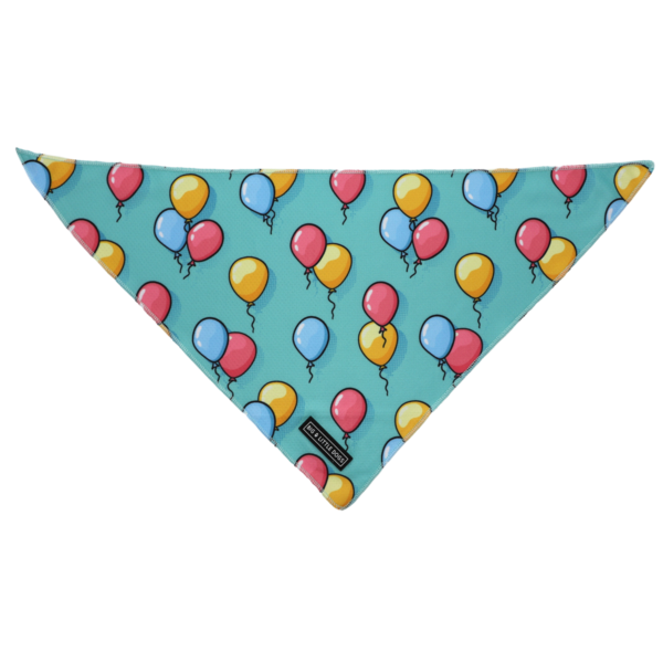 Big & Little Dog Bandana Birthday Balloons
