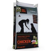 MFM Single Protein Chicken GLF GRF 14kg