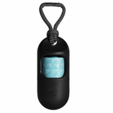Zee Dog Poop Bag Dispenser Black