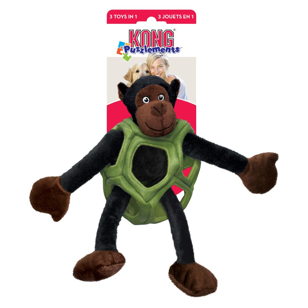 KONG Pluzzements (TM) Monkey