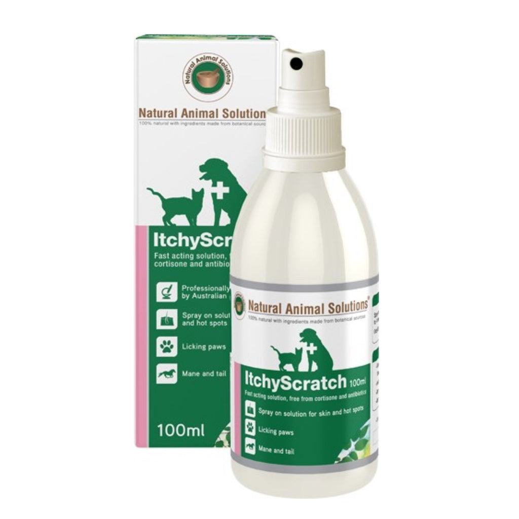 NAS Itchy Scratch Spray 100ml
