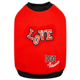 DogGone Gorgeous Warmies Red Love