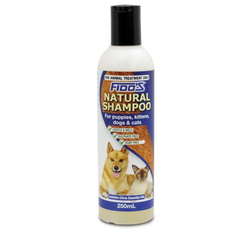 Fido's Natural Shampoo 250ml