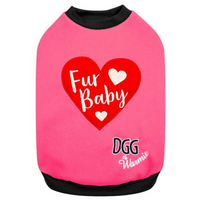 DogGone Gorgeous Warmies Pink Fur Baby