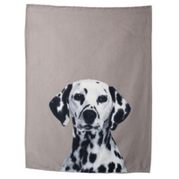 Mog & Bone Dog Breeds Tea Towel Dalmatian