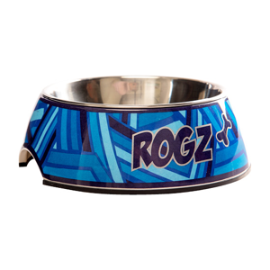 Rogz Bubble Bowlz Navy Zen