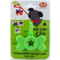 United Pets Bon Ton Clip Green