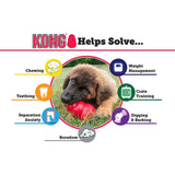 KONG Puppy Features