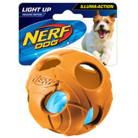 Nerf Dog Light Up Bash Ball