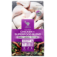 Dog Dry Food Billy & Margot Adult Chicken & Superfood Blend 1.8kg