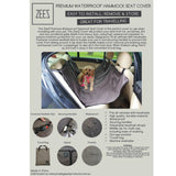 ZeeZ Premium Waterproof Car Hammock Instruction Guide