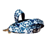 Mog & Bone Diamond Print Lead Navy