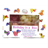 Doggy Fun Food Birthday in a Box Pink