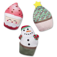 Fringe Studio Christmas Cupcakes Mini Set 3pc