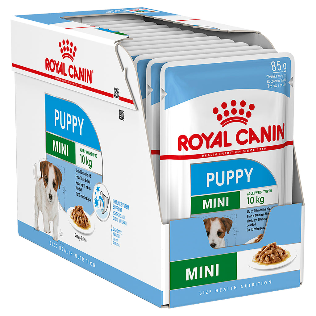 Royal Canin Mini Puppy 85g Wet Food