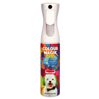 Colour Magik Pet Spray Natural Red