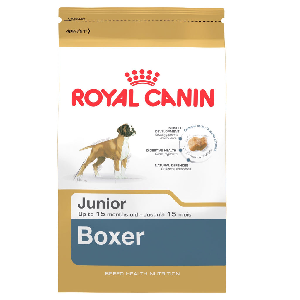 Dog Dry Food Royal Canin Boxer Junior 12kg Front