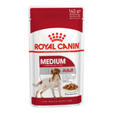 Royal Canin Medium Adult 140g Wet Food