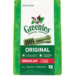 Greenies Original Dental Treats Regular 340g
