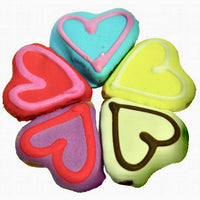 Huds & Toke Little Doggy Love Heart Cookies 5pcs