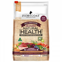 Ivory Coat Adult All Breed Lamb & Kangaroo Grain Free