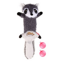 Gigwi Plush Friends Coon Skin