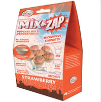 Wagalot Mix & Zap PupCakes Kit Strawberry