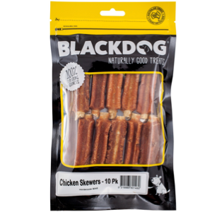 Black Dog Chicken Skewers 10pk