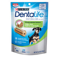 DentaLife Oral Care Mini 193g 24 Chews