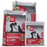 Meals for Mutts Adult Kangaroo & Lamb GLF