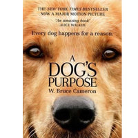 Book Paperback A Dog's Purpose 2018
