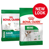Royal Canin Mini Adult New Look
