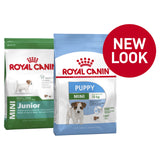 Royal Canin Mini Puppy New Look