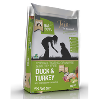 Meals For Mutts Duck & Turkey GLF & GRF 9kg