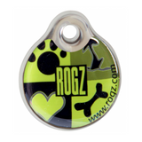 Rogz Instant Lime Juice Resin ID Tagz