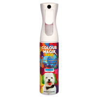 Colour Magik Pet Spray Aqua Blue