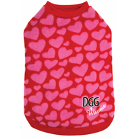 DogGone Gorgeous Pink Hearts Warmies