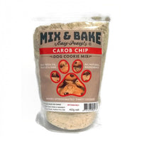 Mix & Bake Cookies Carob Chip 400g